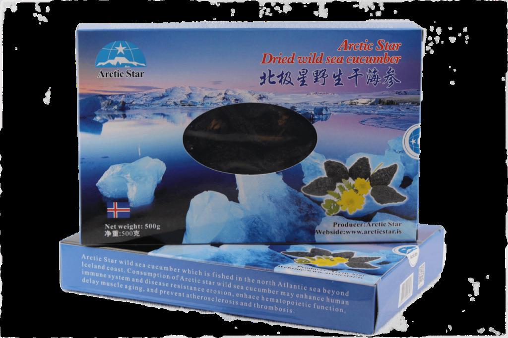 Arctic Star Dried sea cucumber