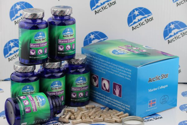 Arctic Star Marine Collagen from Iceland
